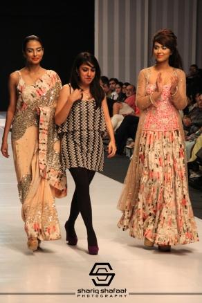 Zari Faisal with Fauzia & Ayyan